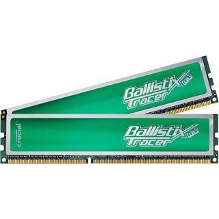 4GB Crucial Ballistix Tracer DDR3-1333 DIMM CL9 Dual Kit