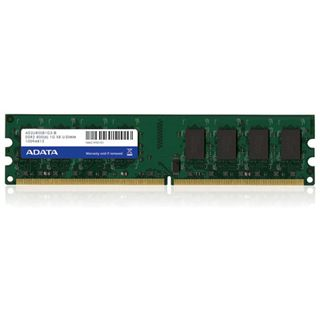 4GB ADATA Value DDR2-800 DIMM CL6 Single