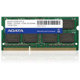 4GB ADATA AD3S1333C4G9-R DDR3-1333 SO-DIMM CL9 Single