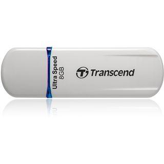 8 GB Transcend JetFlash 620 weiss USB 2.0
