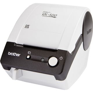 Brother P-touch QL-500BW Thermotransfer USB 2.0