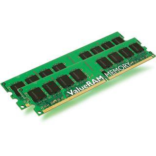4GB Kingston ValueRAM DDR2-400 regECC DIMM CL3 Dual Kit