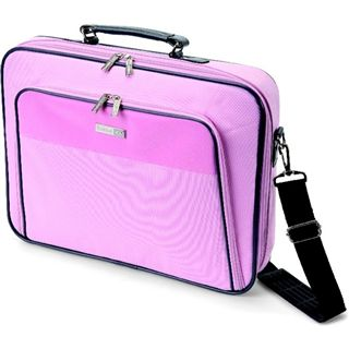 "Dicota Business Notebook Tasche Case Base 17"" (43,2cm) rosa"