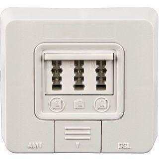 Hama VDSL2-Splitter für ISDN und analogen Telefonanschluss