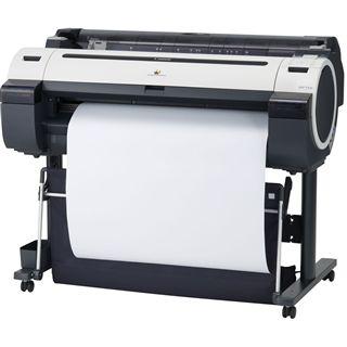 Canon imagePROGRAF iPF750 Großformat Drucken LAN