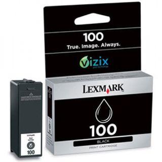 Lexmark 14N0820E Nr. 100 schwarz
