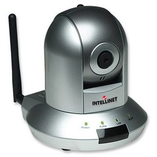 Intellinet NSC18-WN Pan/Tilt Netzwerkkamera