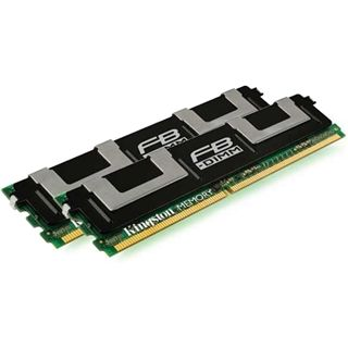 2GB Kingston ValueRAM DDR2-667 FB DIMM CL5 Dual Kit