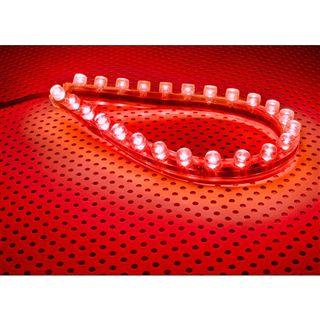 LAMPTRON FlexLight 24cm red LED Kit für Gehäuse (LAMP-LEDFL2402)