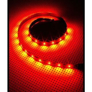 LAMPTRON FlexLight Pro 60cm rot LED Kit für Gehäuse (LAMP-LEDPR3002)