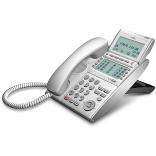 NEC SV8100 Systemtelefon DTL-8LD-1P(WH)TEL