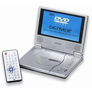 Denver Mobile Player portable DVD-Player MT-732