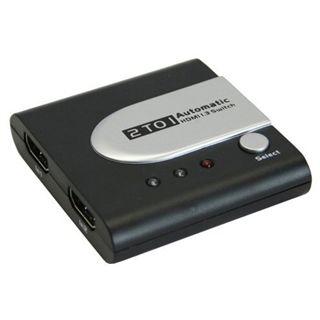 InLine 17671I 2-fach HDMI-A/V-Switch