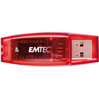4 GB EMTEC C400 rot USB 2.0