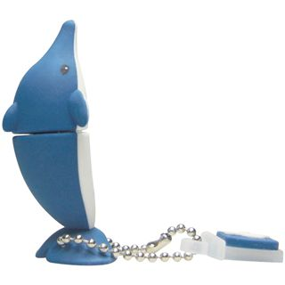 4 GB EMTEC M315 Dolphin blau USB 2.0