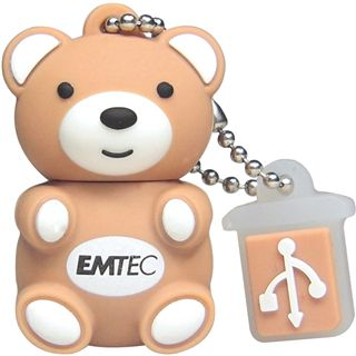 8GB Emtec EMTEC USB 2 HS Animals Teddy