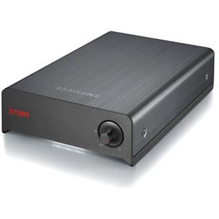 "1000GB Samsung STORY Station Plus HX-DE010EB/A62 3.5"" (8.9cm) eSATA/USB 2.0 grau"