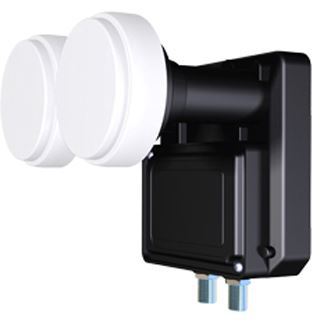Inverto Black Pro Monoblock Twin LNB