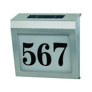 Brennenstuhl beleuchtete Hausnummer SH4000,