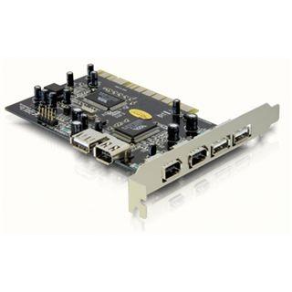 Delock 89050 6 Port PCI retail
