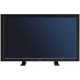 "46"" (116,84cm) NEC MultiSync V461 schwarz 1920x1080 1xDVI/1xComposite/1xHDMI 1.3/1xKomponenten (BNC)/1xVGA/S-Video"