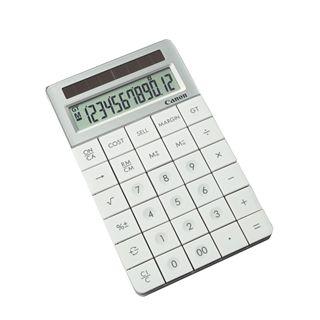 Canon X Mark 1 Calculator weiss