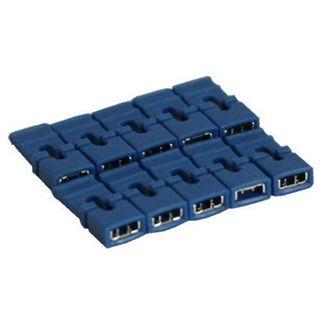 InLine 10 Kurzschlussbrücken mit Lasche Jumper für Mainboards (00075D)