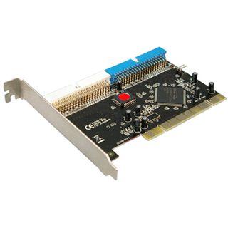LogiLink PCI Raid Controller IDE ATA-133 2-Port