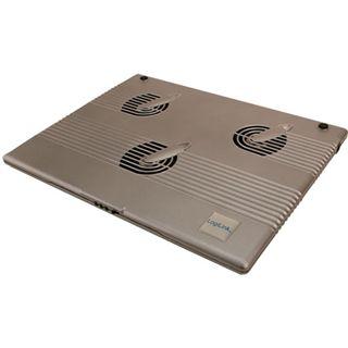 LogiLink LogiLink Notebook Kühler mit 3 Lüftern