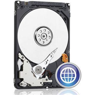 """160GB WD Blue WD1600BPVT 8MB 2.5"""" (6.4cm) SATA 3Gb/s"""
