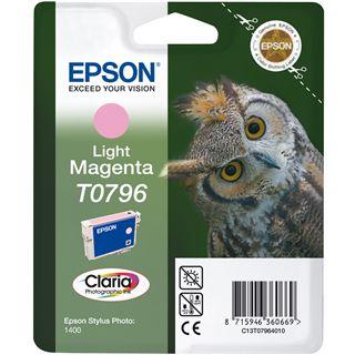 Epson T0796 - Druckerpatrone - 1 x hell Magenta