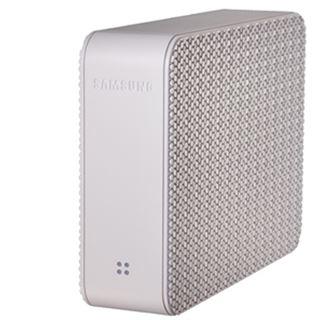 """HDE 1500GB Samsung G3 Station 3.5"""" (8.89cm) Silber/Weiß USB 2.0"""