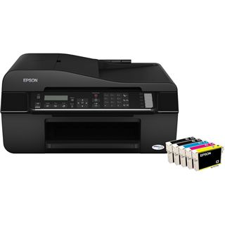 Epson Stylus Office BX320FW Multifunktion Tinten Drucker 5760x1440dpi WLAN/LAN/USB2.0