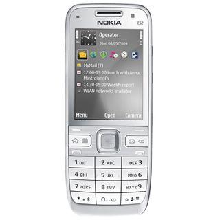 Nokia E52 NAVI weiß