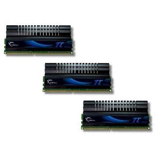 6GB G.Skill PI Series DDR3-1600 DIMM CL6 Tri Kit