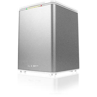 """3.5""""(8,89cm) Icy Box IB-RD3264-USE2 SATA USB2.0/eSATA/FW400/FW800"""