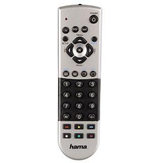 Hama Universal-Fernbedienung 3in1