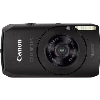 Canon Ixus 300 HS Digitalkamera Schwarz