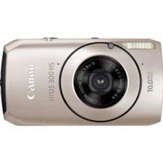 Canon Ixus 300 HS Digitalkamera Silber