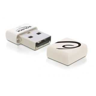 8 GB Delock Nano weiss USB 2.0