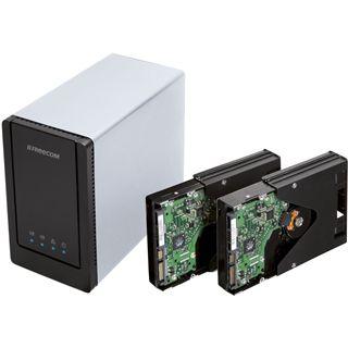 Freecom Dual Drive Network Center 4 TB (2x 2000GB)