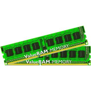 8GB Kingston Value DDR2-800 DIMM CL6 Dual Kit