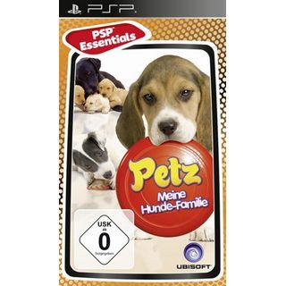 Petz - Meine Hunde Familie Essentials (PSP)