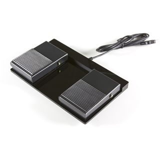 Scythe Joyst. USB Foot Switch -Double [bk] rt