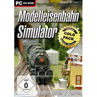 Modelleisenbahn Simulator Gold Pack (PC)
