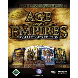 AK Tronic Age of Empires Collector's Edition (PC)