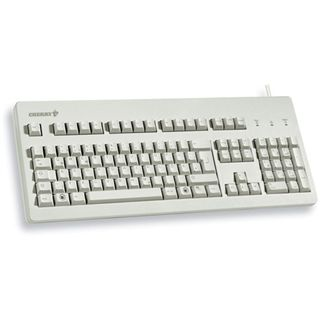 CHERRY Keyboard G80-3000 grey click