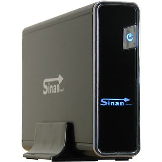 "Inter-Tech SinanPower X-35 3.5"" (8,89cm) USB 3.0 schwarz"