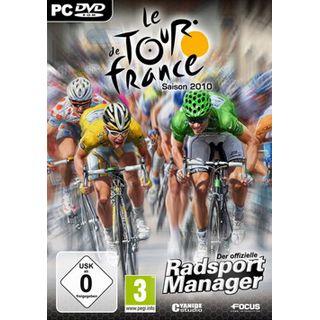 Tour de France 2010 - Der offizielle Radsport-Manager (PC)