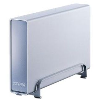 "2000GB Buffalo DriveStation Combo 4 HD-HS2.0TQ 3.5"" (8.9cm) eSATA/Firewire/USB 2.0 silber"